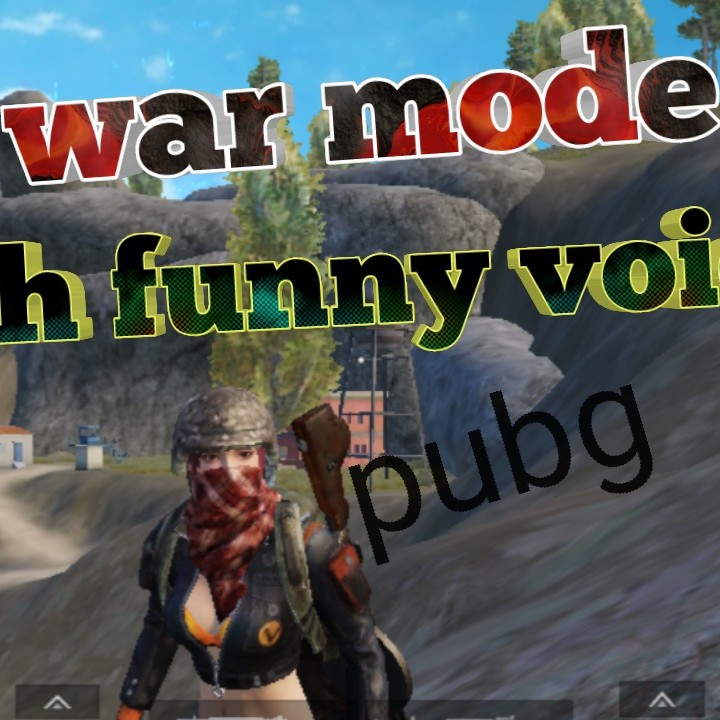 PUBG गेम - war mode hfunny voi loubg - ShareChat