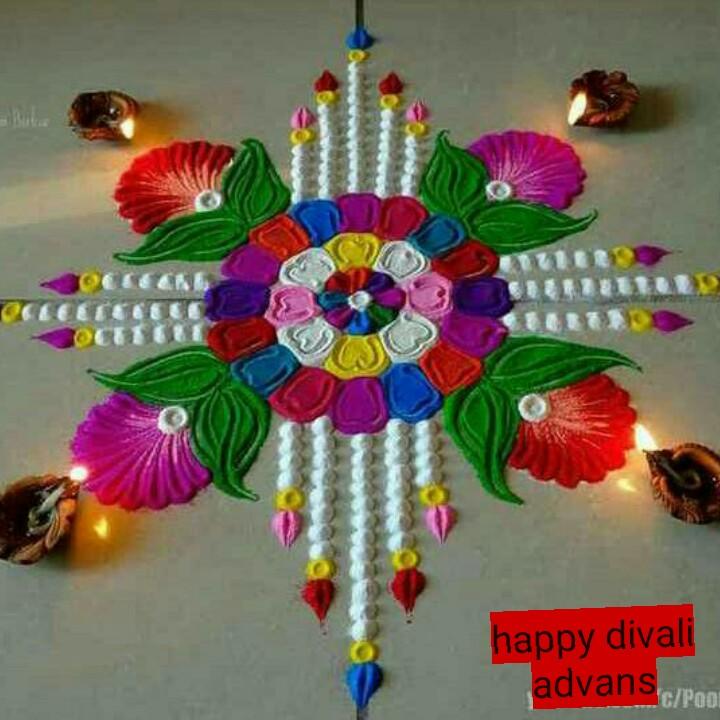 🎨 મારી ચિત્રકલા - JO happy divali advans . c / P09 - ShareChat