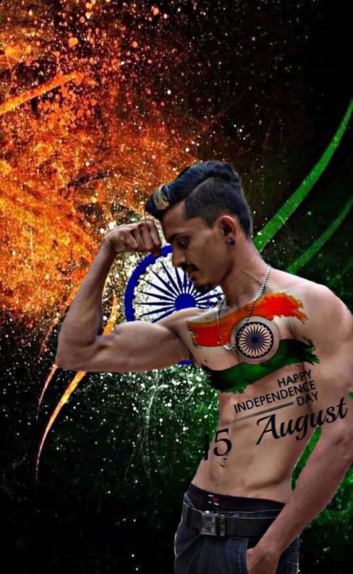 banner - HAPPY INDEPENDENCE - DAY St - ShareChat