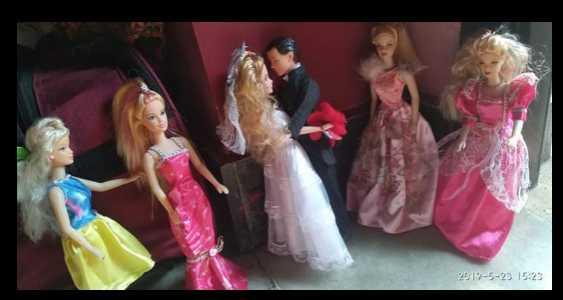 barbie doll - 2013ー5ー23 : 15 : 23 - ShareChat