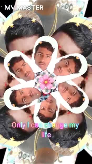 ಚಂದನ್ ಶೆಟ್ಟಿ - MASTER Only I can change my life Nonetan do it for me D CM MASTER - ShareChat