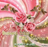 Birds - Buenos Dias Feliz Martes EL RINCON DE ASIRO PicMix - ShareChat
