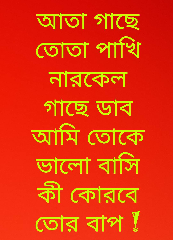 বিয়েবাড়ির মণ্ডপ - আতা গাছে তােতা পাখি নারকেল । গাছে ডাব আমি তােকে ভালাে বাসি । কী কোরবে তাের বাপ - ShareChat