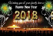 🔱 હર હર મહાદેવ - Wishing you & your family have a The Happy New Year 3 . 2018 , . - ShareChat