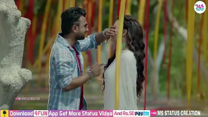 💖i love you jan💖 - Download 4FUN App Get More Status Video And Rs . 50 paytm MS STATUS CREATION - ShareChat