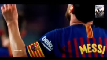 MESSI MAGIC - ASSASSINS ASSASSINS AN - ShareChat