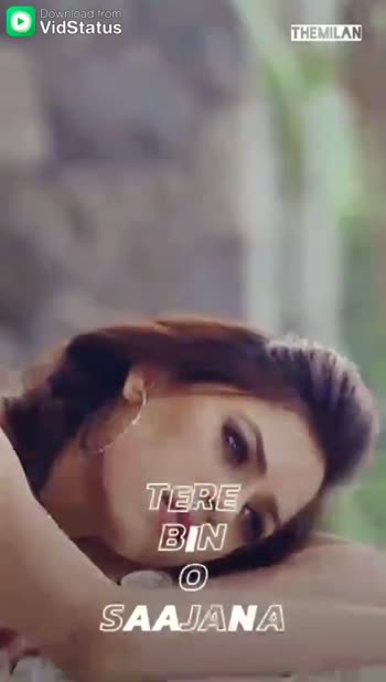 📱फुलस्क्रीन Video स्टेट्स - Download from THEMILAN DIL SAU SAU BAAR TADPE Download from THEMILAN - ShareChat