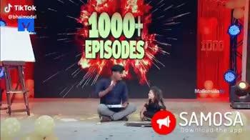 👩🎓టీచర్-స్టూడెంట్ జోక్స్ - allemaal 1000 + EPISODES Mallemalaty SAMOSA Download the app @ bhaimodel - ShareChat