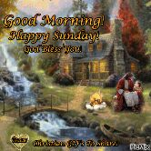 🌷🌸happy sunday friends🌸 🌷 - Good Morning ! Happy Sunday ! God Bless You ! Deanne Christian GIF ' S TO Share ! PicMix - ShareChat