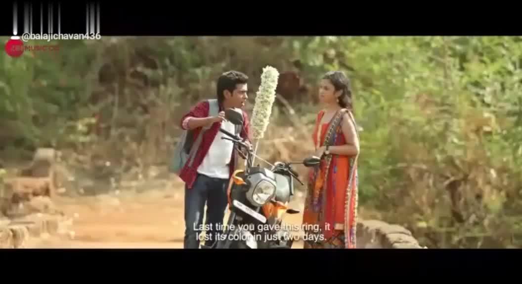 मराठी पिक्चर - @ balajichavan436 - And wear that garlaridion your bum ! - Witat ? : @ balajichavan436 - ShareChat