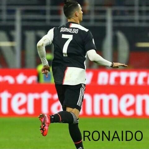 ⚽ ਫੁੱਟਬਾਲ - RONALDO DETTE men RONAIDO - ShareChat