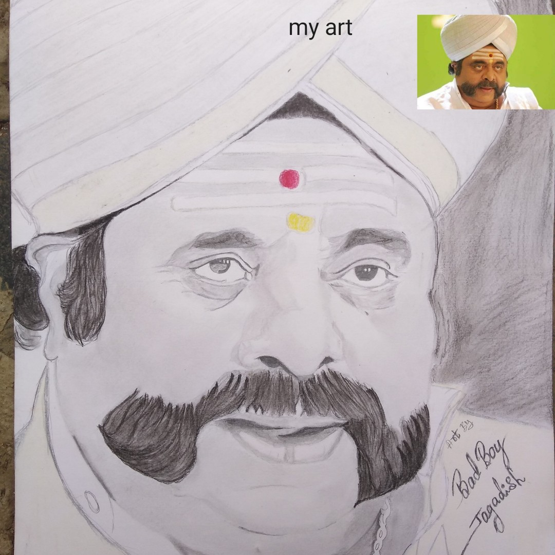 👳🏽♂️ಉತ್ತರ ಕರ್ನಾಟಕ - hog pog yoyoubor fra ett my art - ShareChat
