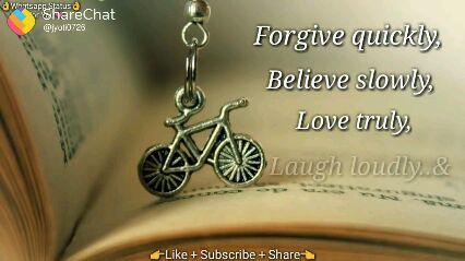 inspiring - Whatsapp Status or ShareChat @jyoti0726 Never avoid a Anything thai Makes you smile.. Like+ Subscribe +Share - ShareChat