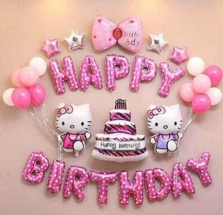 birthday. - little ady UN U Happy Birthday ! - ShareChat