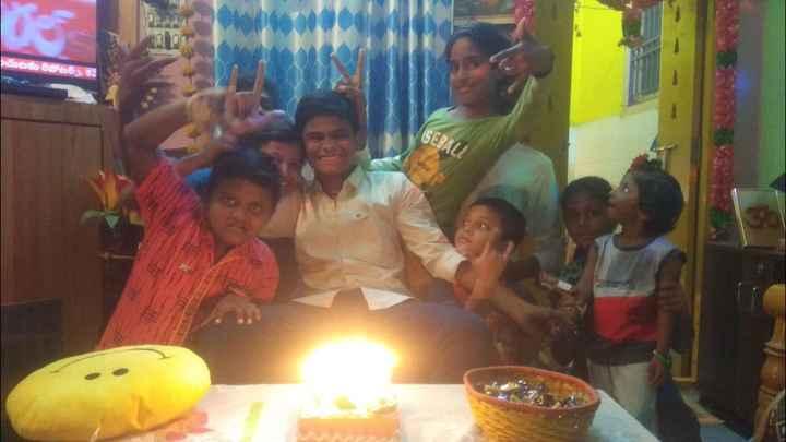 birthday. - చుటకు తిపోటర్స్ , కె - ShareChat