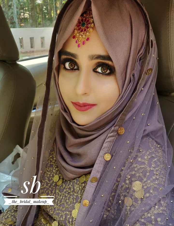 👰🏼 bridal designs - sh _ the _ bridal _ makeup _ COS - ShareChat
