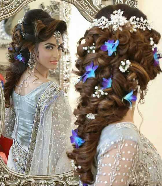 👰🏼 bridal designs - となら 、 2つのに - ShareChat