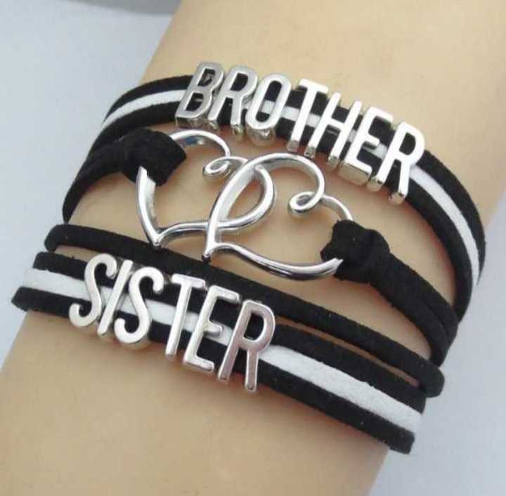 brother love..❣️ - BROTHER SISTER - ShareChat