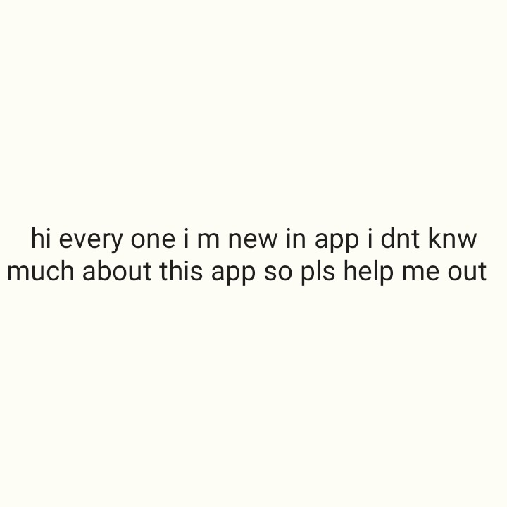 friends👫👬👭 - hi every one im new in app i dnt knw much about this app so pls help me out - ShareChat