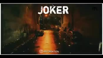 🎥 மாஸ் சீன்ஸ் - JOKER KN CREATION OCTOBER KN CREATION - ShareChat