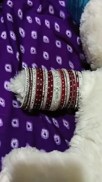 🎥 મારી બંગડીનો વિડિઓ - ShareChat