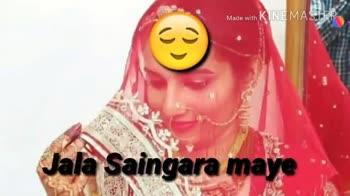 राजस्थानी संस्कृति - Made wi We like Download app Mhari jodi 23 rajala Welike Trending Video Status & Clips Google play - ShareChat