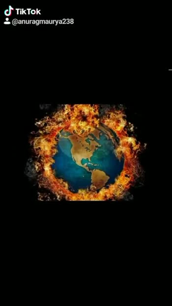 🌍विश्व पर्यावरण दिवस - @ anuragmaurya238 GLOBAL WARMING : @ anuragmaurya238 - ShareChat