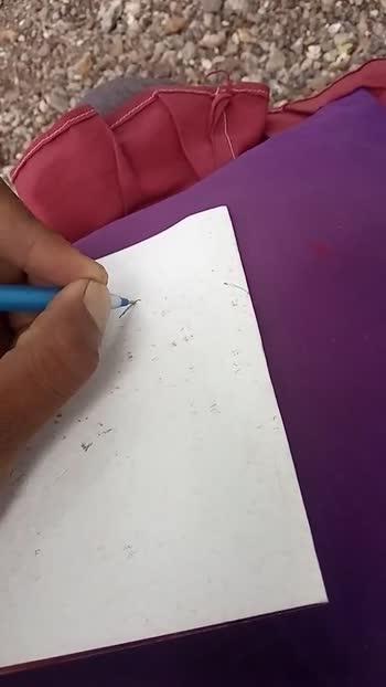 👊 'ડાબા હાથથી નામ લખો' ચેલેન્જ - ShareChat