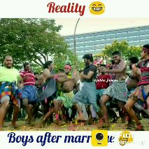 expectation vs reality - Expectations among @ pakka famous Boys after marge de - ShareChat