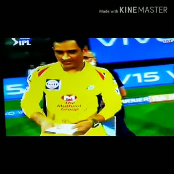 IPL Memes - Made with KINEMASTER 12 Made with KINEMASTER UV - ShareChat