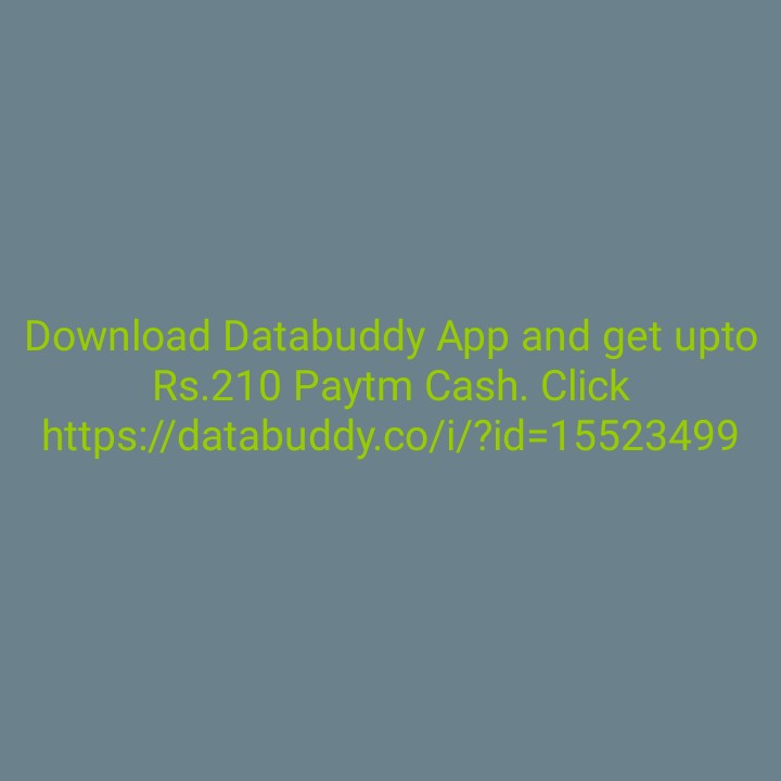 👙 18+ - Download Databuddy App and get upto Rs . 210 Paytm Cash . Click https : / / databuddy . co / i / ? id = 155234 . 99 . - ShareChat