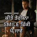 blind love by amar sajalpuria new song - @ MINDER KANG ਕੀਤੇ ਤੇਰੀਨਾ SMILE fad ੫ ਪੈ ਜਾਵੇ @ MINDER _ KANG ਤੈਨੂੰ ਕਰਨੇ ਨੀ ਪਿਆਰ ਹੁੰਦਾ - ShareChat