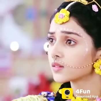 Radha krishna - 4 Fun Download App Sudha Surje Download App - ShareChat