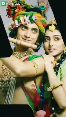 radha krishna star bharat - hitixa amin - ShareChat