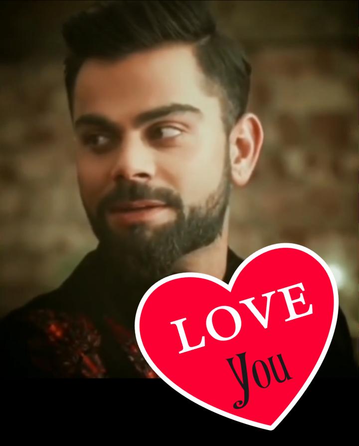 virat 😚😚😚😚 - LOVE You - ShareChat