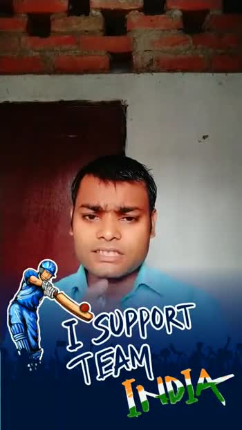 🏆 वर्ल्ड कप 2019 🏆 - I SUPPORT MIL I SUPPORT AM - ShareChat