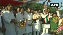 राहुल गांधी हटके व्हिडिओ - ANI ANI - ShareChat