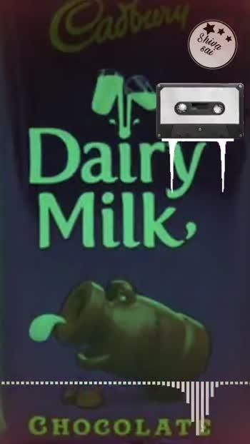 లేటెస్ట్ dj రీమిక్స్ సాంగ్స్ - Shiva sau Dair V Milk , EMINEN HENRIHIIREERITEL CHOCOL Shiva sa DairyT Milk , CHOCOLA - ShareChat