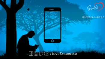 💔 காதல் தோல்வி - Gyed / 4 @ LOVE FAILURE 2 . 0 OVD / LOVE FAILURE 2 . 0 Gyd / 4 @ LOVE FAILURE 2 . 0 - LOVE FAILURE 2 . 0 OVD / LOVE FAILURE 2 . 0 - ShareChat