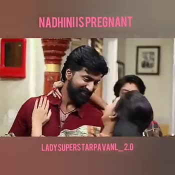 💑 நாம் இருவர்❤️நமக்கு இருவர் - NADHINIIS PREGNANT ta 123 ' LADY SUPERSTARPAVANL _ 2 . 0 NADHINUS PREGNA LADYSUPERSTARPAVANL _ 2 . 0 - ShareChat