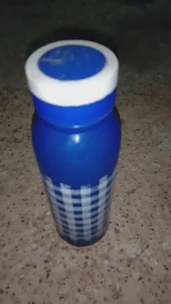 🍾 પાણીની બોટલના વિડિઓ 🍼 - ShareChat