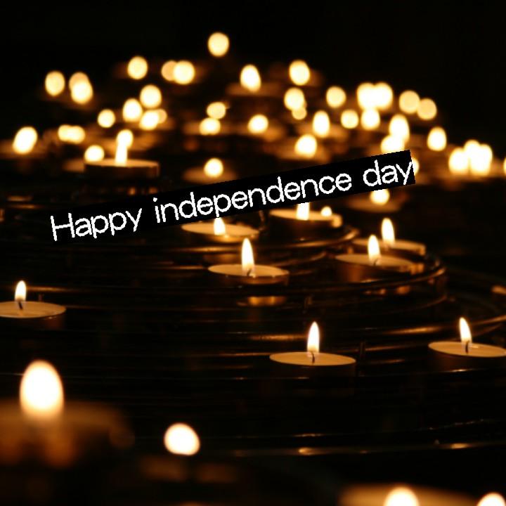 🙏 ਇੱਕ ਦੀਵਾ ਸ਼ਹੀਦਾਂ ਦੇ ਨਾਮ - Happy independence day - ShareChat