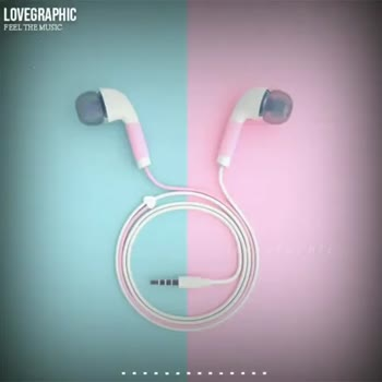 nic music - LOVEGRAPHIC FEEL THE MUSIC LOVEGRAPHIC FEEL THE MUSIC - ShareChat