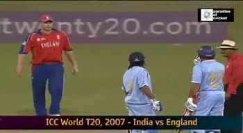 Farewell Yuvi - paradise of cricket SAHA paradise cricket . . . to hit six sixes in an over in T20 internationals . . . - ShareChat