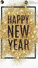 happy new year - 22 HR . @ rutuulegt Posted On : ShareChat खुल जाए आपकी किस्मत का ताला ; પોસ્ટ કરનાર : @ rutuu1803 Posted On : Sharechat नया साल मुबारक @ ENTERTAINMENT KA ADD - ShareChat
