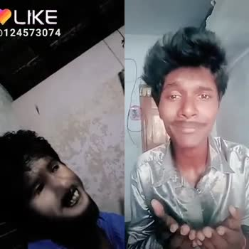 😆COMEDY - KE 124573074 LIKE APP Magic Video Maker & Community - ShareChat