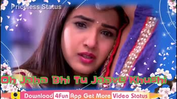 sad status - Priceless Status Dua lai Kab . Download 4Fun App Get More Video Status Priceless Status Η Α Κ Ο PE AES U LK EMTE - ShareChat