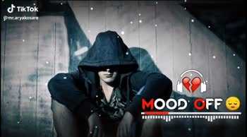 mood off.😖😑 - ShareChat