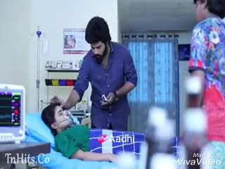 🌸 செம்பருத்தி - Aadhi ThHits . Co Made With VivaVideo Aadhi Tn Hits . Co Made with VivaVideo - ShareChat