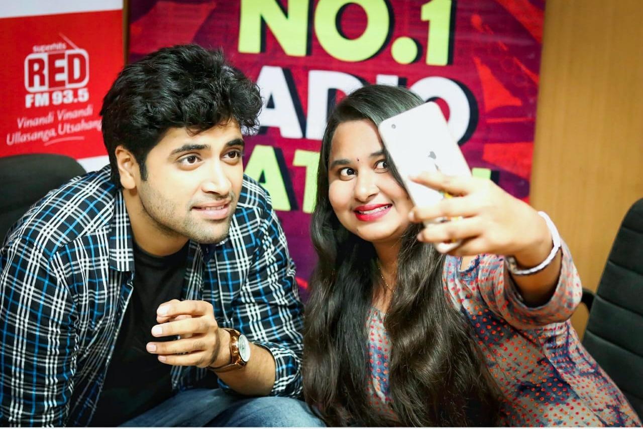 goodachari movie public talk - NO RED FM 93.5 - ShareChat